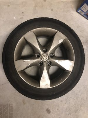 17in Nissan Altima rim used as a spare tire for Sale in Staten Island, NY