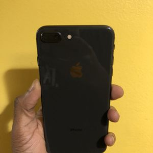 256Gb Black iPhone 8 Plus(8+) - Factory Unlocked. for Sale in Brooklyn, NY
