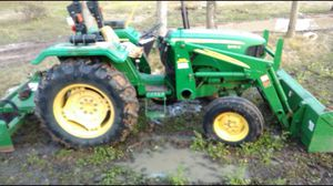 John Deere 5055D Tractor with Attachments for Sale in Willis, TX