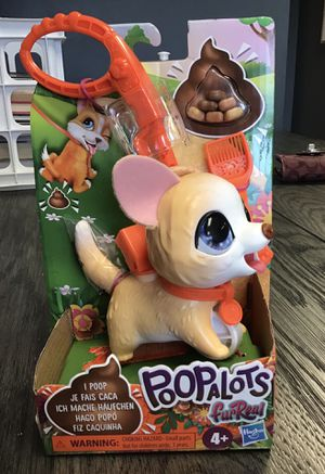 FurReal Friends Poopalots Lil Wags Corgi for Sale in Stafford, TX