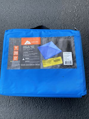 Ozark Trail 10 Foot x 10 Foot Canopy Replacement Cover In Blue for Sale in Lancaster, PA