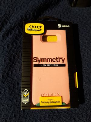 Samsung s8+ otterbox case for Sale in Eugene, OR