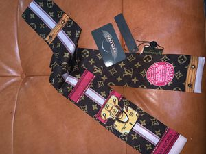 LV, Chanel, Dior, Fendi bag ties/ headbands for Sale in Atlanta, GA