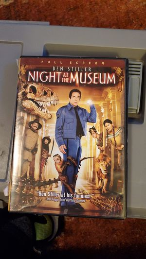 Night At The Museum for Sale in Gainesville, GA