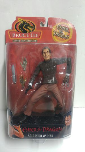 Bruce Lee classic film collection action figure for Sale in Covington, WA