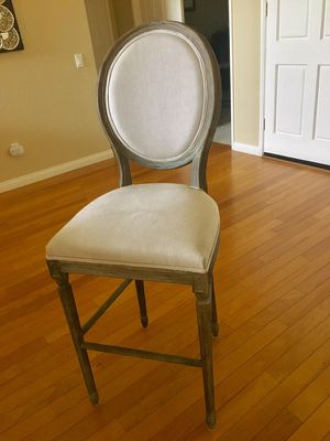 24 inch barstool from Living Spaces for Sale in San Diego, CA