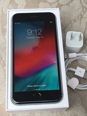 Like new T-Mobile Apple Spacegray Iphone 6 16GB for Sale in Huntington Park, CA