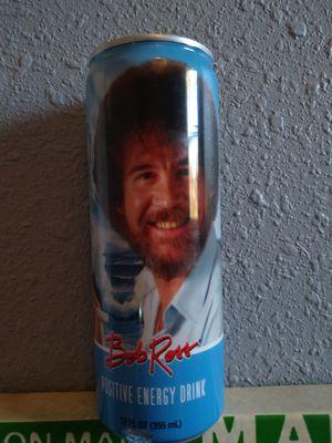 Bob Ross Positive Energy Drink for Sale in Grand Prairie, TX