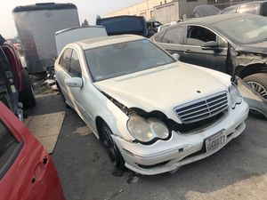2007 Mercedes c class PARTING OUT for Sale in Elk Grove, CA