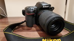 Nikon D 7500 Camera with lenses for Sale in Corona, CA