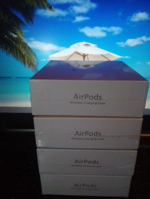 Brand New APPLE AIRPODS 2nd Generation for Sale in Galveston, TX