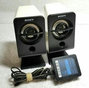 Sony SRS-A201 Active Speaker System With AC Adapter for Sale in Ventura, CA