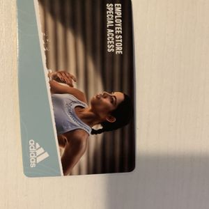 Adidas Employee Store Pass for Sale in Vancouver, WA