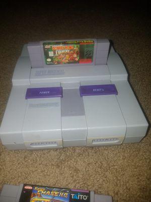 Super Nintendo Entertainment System *Make Offer* for Sale in Orange, CA