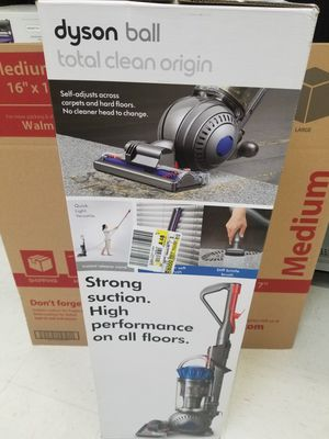 BRANDNEW FACTORY SEALED Dyson Ball Total clean origin for Sale in Crosby, TX