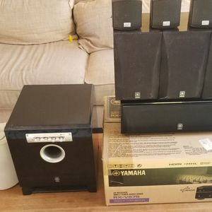Yamaha Stereo System for Sale in Suffolk, VA