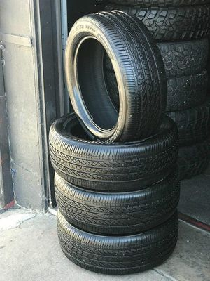 Bridgestone runflats 245/50r19 for Sale in Montebello, CA