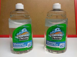 Scrubbing Bubbles automatic shower cleaner refills for Sale in Orland Hills, IL