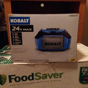 Kobalt 24V MAX cordless Bluetooth Speaker for Sale in Carlsbad, CA