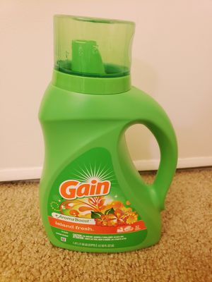 Gain laundry detergent island fresh NEW for Sale in Rancho Cucamonga, CA