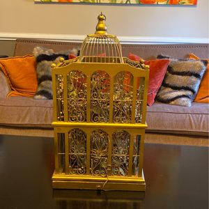 Decorative Bird Cage for Sale in Woodbridge, VA