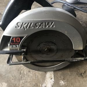 Skillsaw 10amp circular saw for Sale in Lancaster, TX