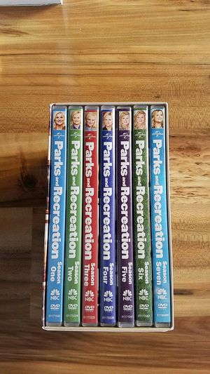 Parks and Recreation complete series DVD for Sale in Union, MO
