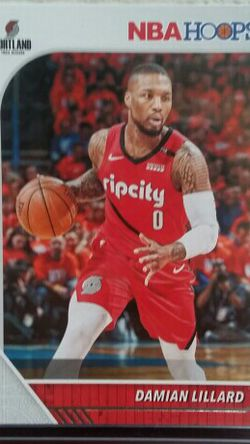 Damian Lillard Basketball Card for Sale in Vancouver,  WA