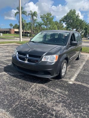 One owner 2012 dodge caravan Es up for sale for Sale in Clearwater, FL