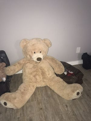Oversized Valentines Day (or anytime time of the year) Teddy Bear!!! (Big In Size) for Sale in Dallas, TX