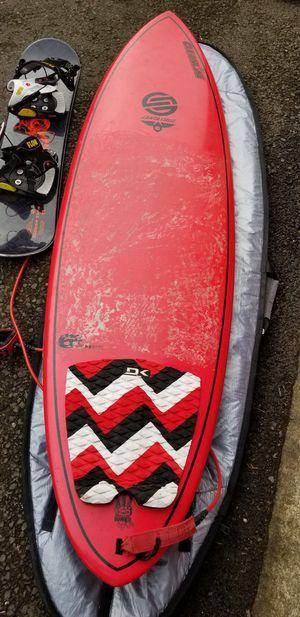 Santa Cruise 6.2 Epoxy surfboard for Sale in Vancouver, WA