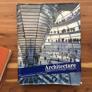 Architectural History Book for Sale in Lubbock, TX