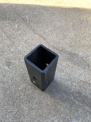"""2 1/2"""" to 2"""" hitch reducer for Sale in Escondido, CA"""