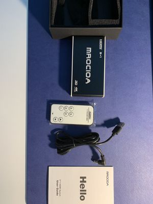 5 output HDMI switch for Sale in Cary, NC