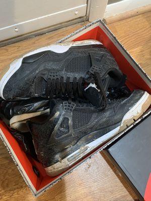 Jordan 4 Laser Gums for Sale in Washington, DC
