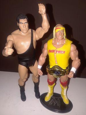 Andre the Giant vs Hulk Hogan for Sale in Houston, TX