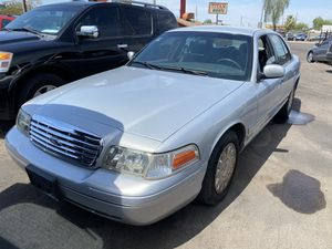 2003 FORD CROWN VICTORIA for Sale in Phoenix, AZ