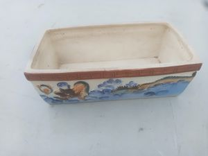 Very old hand painted japanese dragon bowl for Sale in Pompano Beach, FL