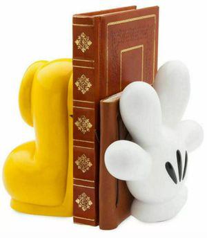 NEW - Disney Mickey Glove and Shoe Bookends for Sale in Santa Clarita, CA