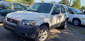 2007 Ford Escape XLT for Sale in Poinciana, FL