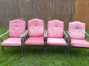 Reclining Patio Chairs for Sale in St. Louis, MO