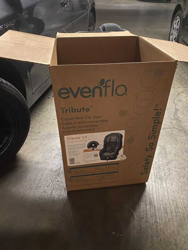 Evenflo child car seat