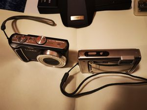 2 Lumix cameras and 1 olimpus waterproof for Sale in Los Angeles, CA