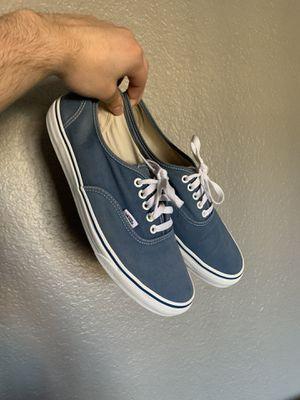 Vans Authentics. Size 11. for Sale in El Cajon, CA