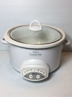 Rival Crock Pot SMART POT for Sale in Menlo Park, CA