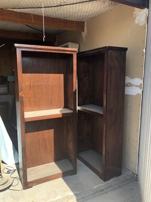Bookshelves for Sale for Sale in Fresno, CA