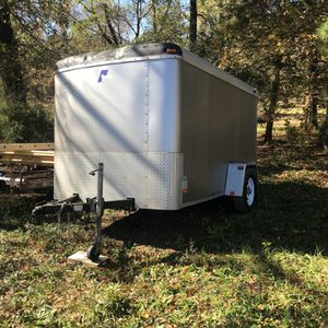 6x10 Enclosed Trailer for Sale in Rockmart, GA