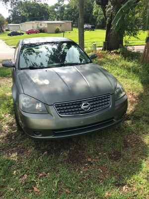 2006 Nissan Altima for sale for Sale in Union Park, FL