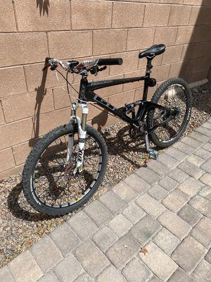 2011 Gt Zaskar Full Carbon Fiber Full Suspension mountain bike for Sale in North Las Vegas, NV