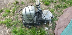 Salt and fresh water pool pump for Sale in New Caney, TX